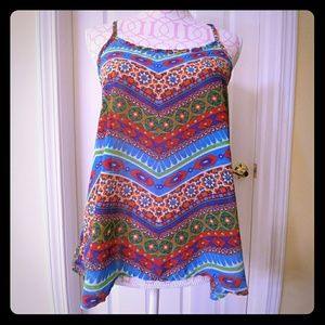 Nabee colorful tank top